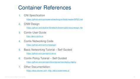 docker libnetwork tutorial the hitch hikers guide to data centre virtualization and