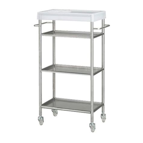 bathroom carts grundtal cart ikea