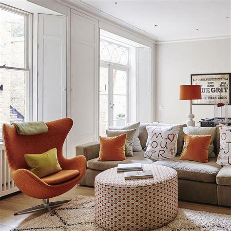 black white orange bedroom bedroom white living room with orange accents black and