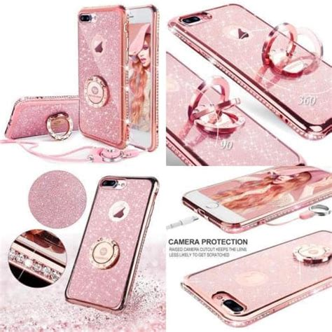 Soft Mirror Iphone 6 55inch Bumper Softcase Bisa Cermin 100 iphone 8 cases for iphone 7 caseiphone 8 casepink marble for womenvivibin