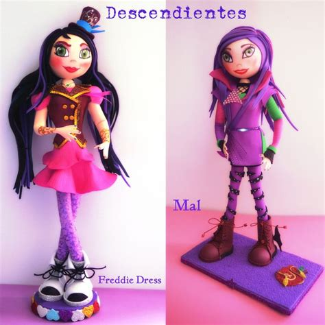 los descendientes 2 8416913722 los descendientes de disney todo de fomi disney descendants and birthday party ideas