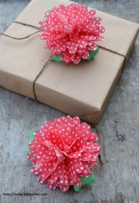 come fare fiori con la carta come realizzare fiori con la carta non sprecare