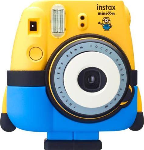 fujifilm instant polaroid fujifilm minion instax mini 8 instant yellow