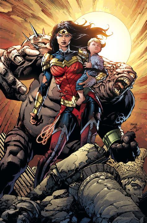 imágenes de wonder woman comics image gallery new 52 wonder woman