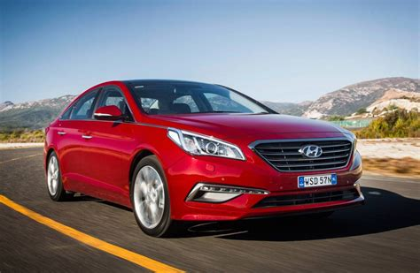 Hyundai Reviews 2015 by 2015 Hyundai Sonata Review