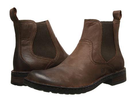 mens pullon boots born hemlock mens pull on boots