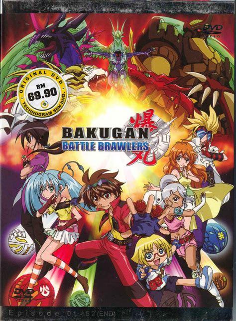 Komik Bakugan Battle Brawlers dvd anime bakugan battle brawlers season 1 episode 1 52end region all audio free