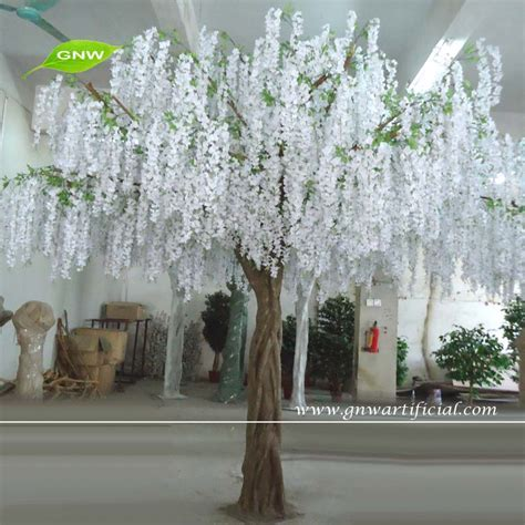 Bls080 Artificial Wisteria Tree Large Outdoor Decorative