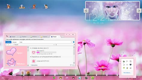 imagenes temas windows 10 tema rosa para windows 8 todo sobre windows 8 8 1 10