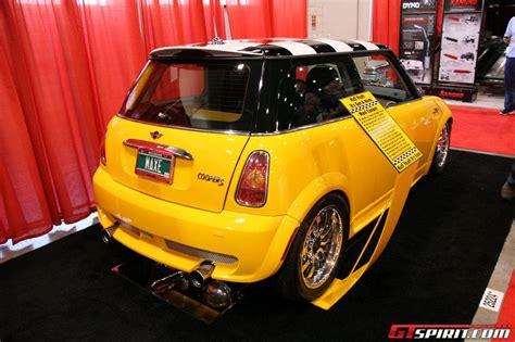 6 4 Mini Cooper by Amerikanen Mini Cooper S 6 4 Hemi 650pk Autoblog Nl