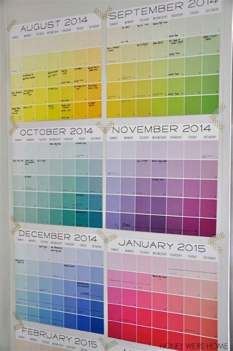 Bedroom Wall Calendar 25 Best Ideas About Paint Sle Wall On