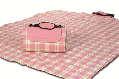 Picnic Mat by Mega Mat Folded Picnic Blanket With Shoulder 48 Quot X