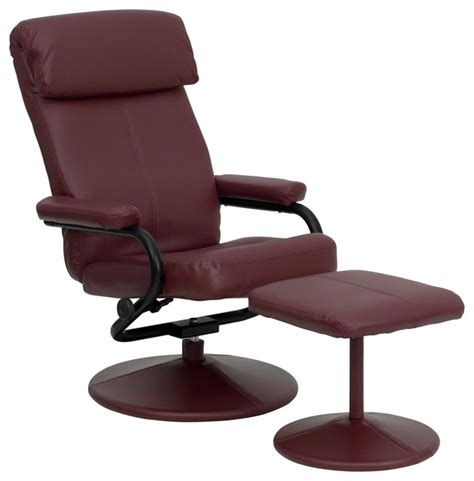 Contemporary Leather Recliners Flash Furniture Recliners Leather Contemporary Recliners