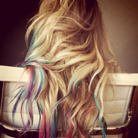 is hair chalk over the hair stylist blog hair chalking what do you think