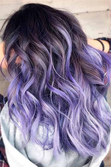 hair colors unique app to try different hair colors app 25 best ideas about pastel purple on pinterest
