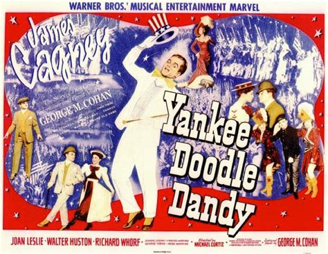 yankee doodle dandy cagney top of the world on the set with that