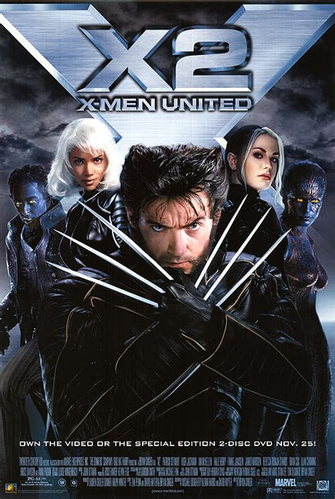 film online x men 2 x men 2 movie posters at movie poster warehouse