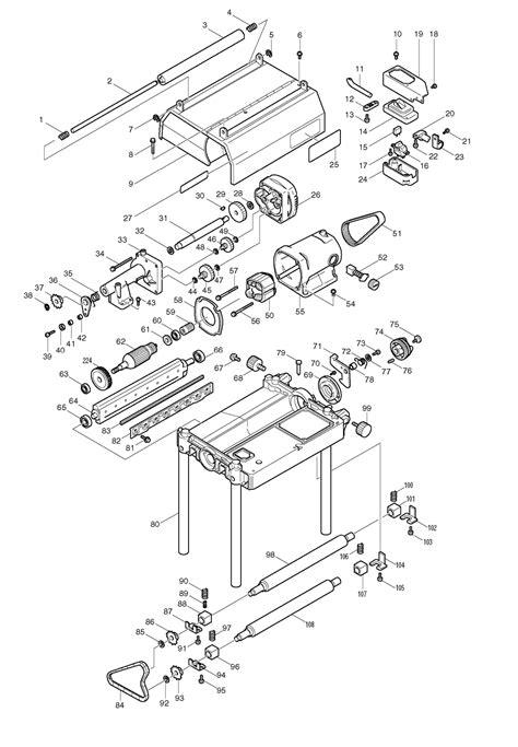 Buy Makita 2030s Replacement Tool Parts Makita 2030s