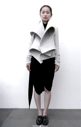 Dress Fashion By Hao Hao designer spotlight qiu hao the rosenrot for the