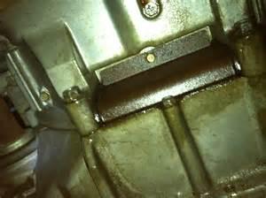 where is the leak 05 accord v6 mechanical maintenance