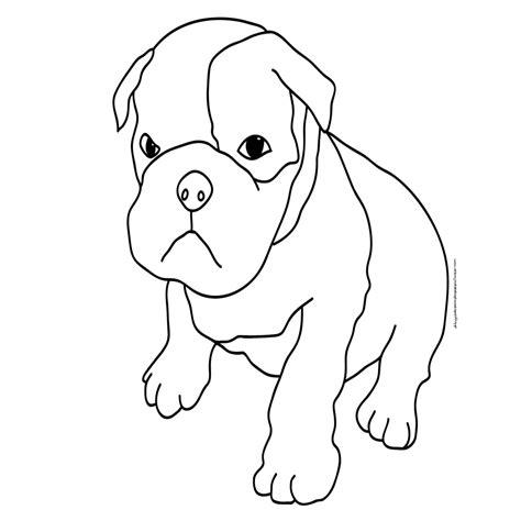 Dibujos De Perros Para Colorear   Colorear.website