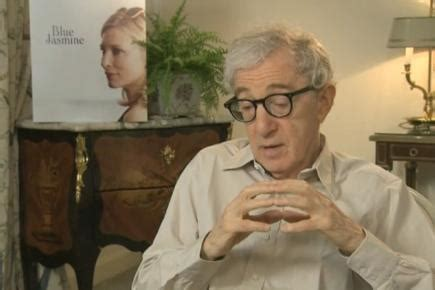 Whats On Allens Out by Woody Allen Blue Based On Real Bt
