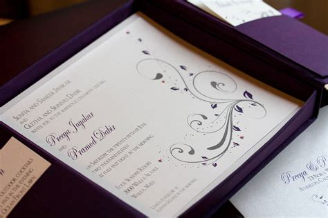 wedding invitation thai silk with monogram sleepy - Thai Silk Wedding Invitations Thailand