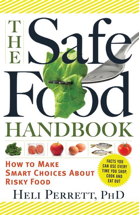 safe treats the safe food handbook the experiment