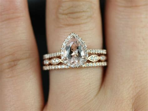 17 best ideas about teardrop engagement rings on
