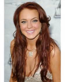 brown reddish hair color best hairstyles