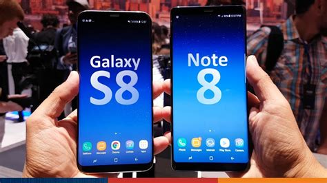 Samsung Note 8 Cicilan Samsung Note 8 Vs Galaxy S8