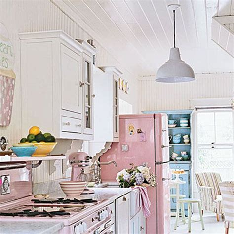 beach cottage cottages pinterest what i would do for a pink refridgerator my style