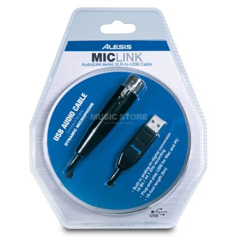 Cable Mic Canare L2t2s Standar Japan Plus Xlr To Akai 3 M alesis miclink usb audio cable