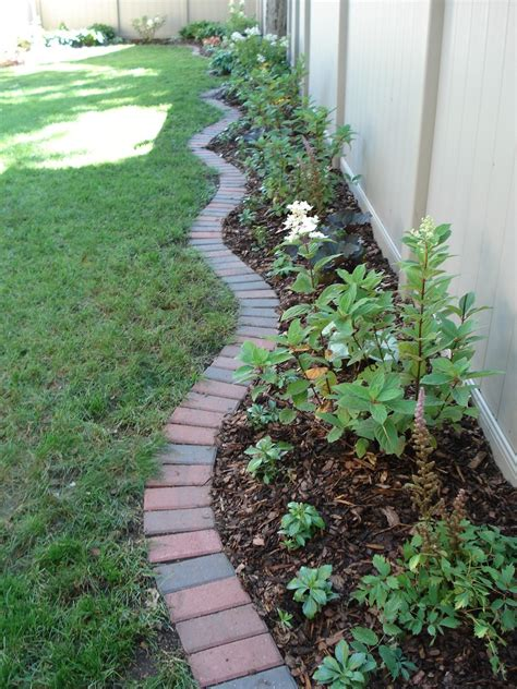 brick garden bed edging landscape 101 beds and borders landscape design