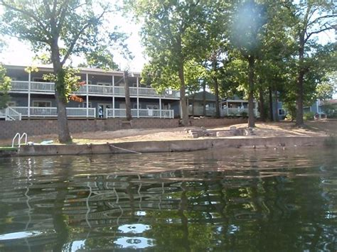 Lake Of The Ozarks Resorts Cabins by New Wall And Firepit Picture Of Alhonna Resort Lake