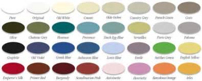 colors of chalk paint colors brushstrokes by chalk paint milk
