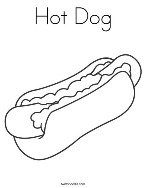 hot dog coloring page skylanders hot dog skylanders free coloring pages