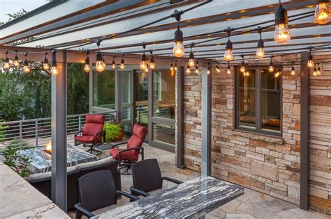 industrial style outdoor furniture outdoor patio with industrial style outdoor lighting