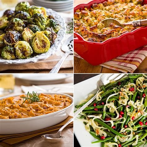 thanksgiving side dishes thanksgiving side dishes a food centric