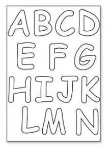 1000 images about alphabet stencils on