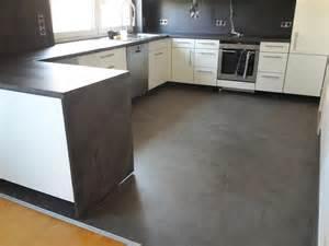 arbeitsplatte beton cire beton cire k 252 che roomido