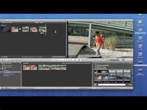tutorial on imovie 09 tutorial imovie 09 p2 youtube