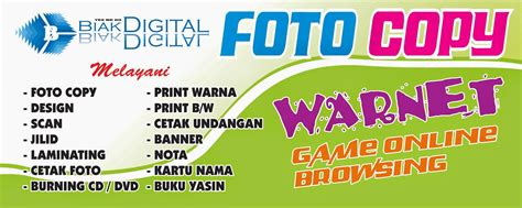 layout toko fotocopy fotocopy printing design fotocopy printing terima jasa