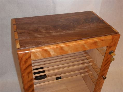 Handcrafted Humidors - handmade cigar humidor by custom furniture creations