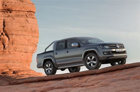 volkswagen amarok 2015 2015 volkswagen amarok ultimate adds premium features
