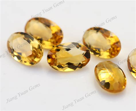 semi precious wholesale wholesale semi precious faceted citrine