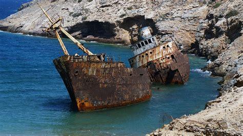 schip wrak los barcos hundidos m 225 s famosos del mundo dream bottles