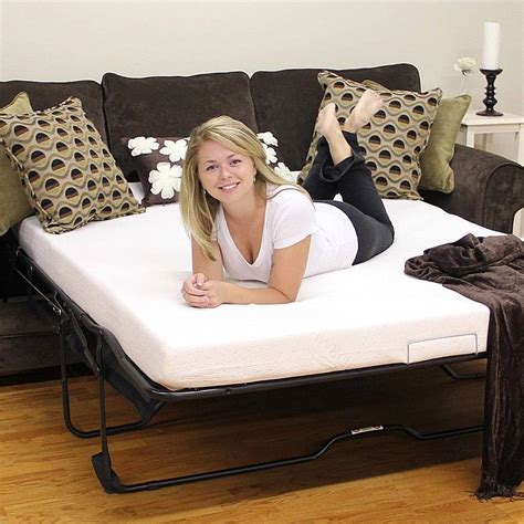 Sofa Bed With Foam Mattress Memory Foam Mattress For Sofa Bed La Musee