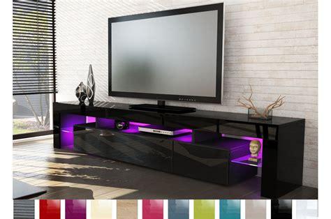 Meuble Tv Design Noir meuble tv design laqu 233 noir
