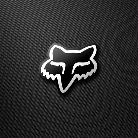 fond decran hd logo fox racing